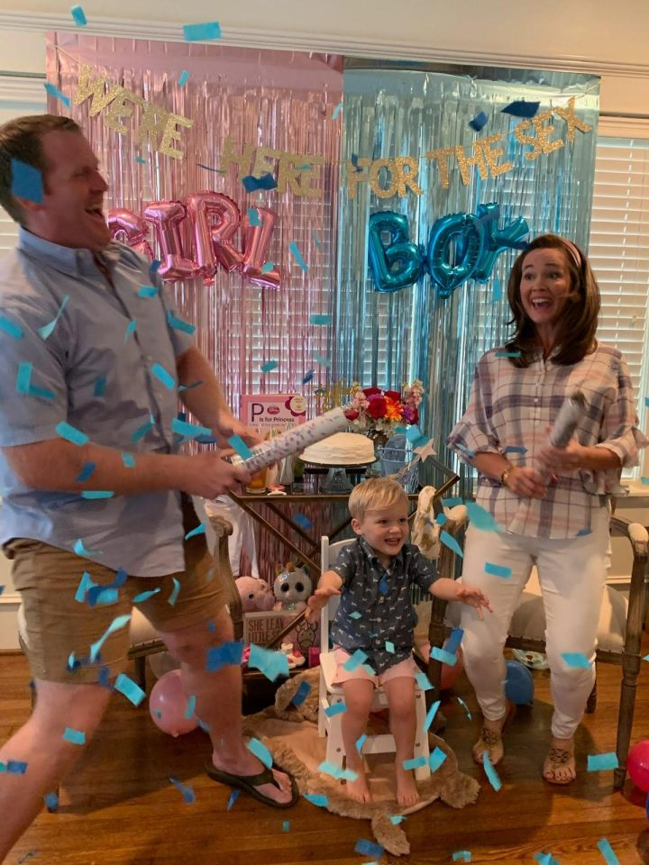 Hosting a Virtual Gender Reveal Party