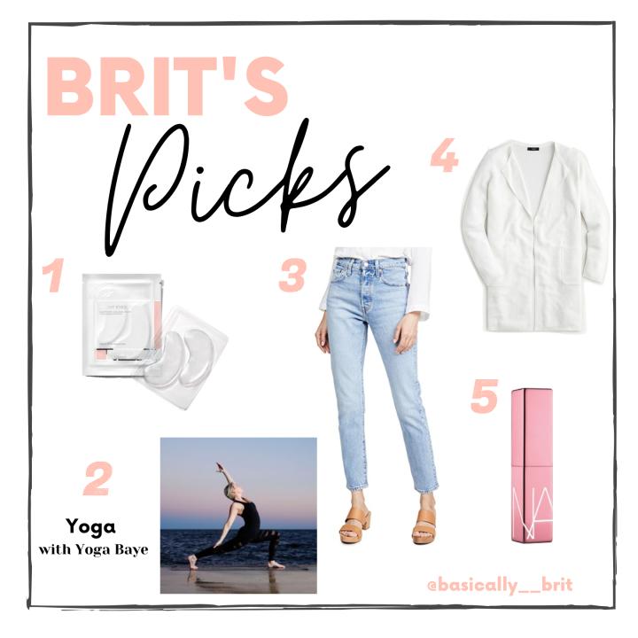 Brit's Picks