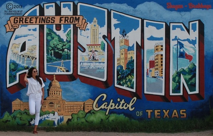 Brit's Summer Travel Series: Austin, Texas