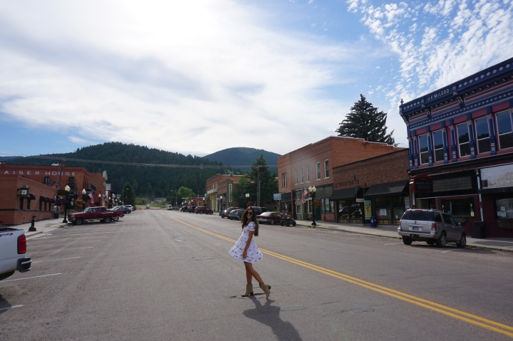 Brit's Summer Travel Series: Philipsburg, Montana