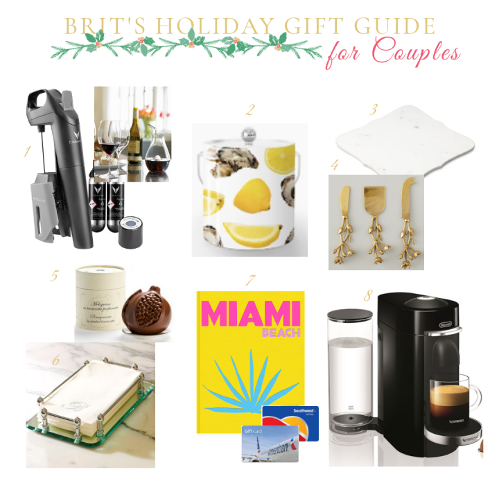 Brit's Gift Guide for Her, Him and Them